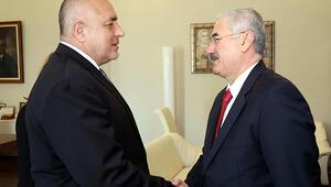 Yargıtay Cumhuriyet Başsavcısı Akarca, Bulgaristan Başbakanı Borisov ile görüştü
