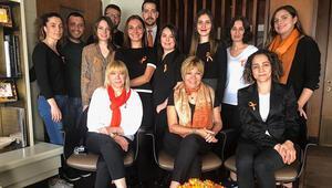 'Turuncu kadınlar' Anadolu'yu gezecek