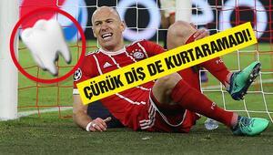 Arjen Robbenin dönüşü belirsiz