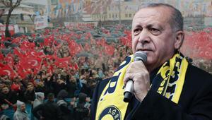 Son dakika Cumhurbaşkanı Erdoğandan Muşta önemli açıklamalar