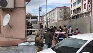 Elazığda PKK/KCK operasyonunda 1 tutuklama