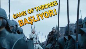 Game Of Thrones ne zaman başlayacak Yeni sezon tarihi belli oldu