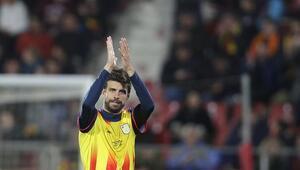 Piqueli Katalonya, Venezuelayı 2-1 yendi