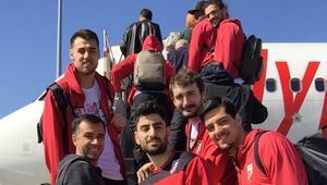 Pınar Karşıyaka 19 sayı farkı çevirmek için İtalyada