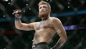 Conor McGregor emekliye ayrıldı