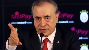 Galatasarayda başkanlık sürprizi