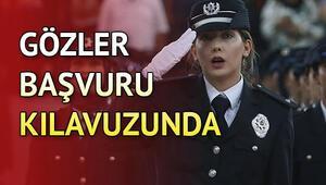 Polis Akademisi (PA) 2500 kadın polis alımı başvuruları ne zaman 24. Dönem Pomem sınav kılavuzu yayımlandı mı