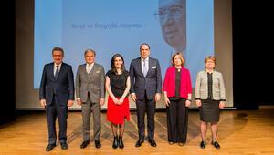 Prof. İvet Bahar ve Dr. Öğretim Üyesi Canan Dağdeviren'e yeni ödül