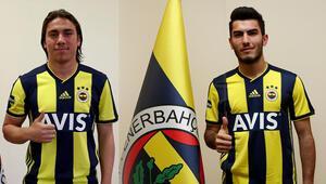 Fenerbahçede çifte imza