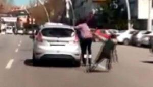 Otomobile tutunan patenli gençlerin tehlikeli yolculuğu