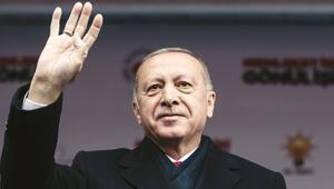 Erdoğanın Van ve Adıyaman mesajları: Ülkeye inşa ekibi lazım