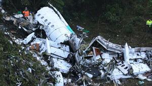 Uçak kazasında kurtuldu, kalp krizinden öldü