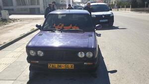ZALIM SLX polisten kaçamadı