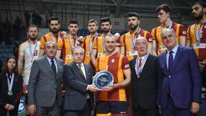 Galatasaray CEV Kupasında 2. oldu