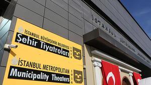 Şehir Tiyatrolarında oyunlar bugün ücretsiz