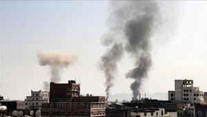 Yemende hastaneye hava saldırısı