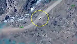 Son dakika... Kuzey Iraka operasyon Teröristbaşının yardımcısı nokta atışı ile vuruldu...