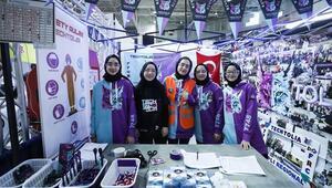Türk liseleri New Yorkta düzenlenen robot yarışmasında
