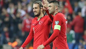 Sevilla milli maçta Yusuf Yazıcıyı izledi