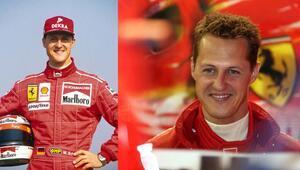 Michael Schumacher arşiv görüntüleri