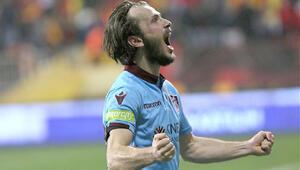 Trabzonsporun parlayan yıldızı Abdulkadir Parmak