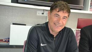 Giray Bulak: Giresunspor maçına hazırız