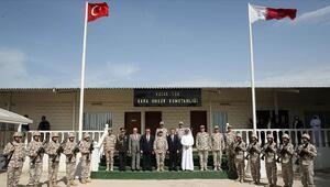 Cumhurbaşkanı Yardımcısı Oktaydan Katardaki Mehmetçike ziyaret