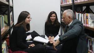 Öğrenciler yardım istedi, Binali Yıldırım anlattı