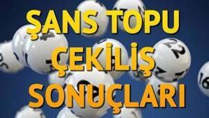 Şans Topu çekişleri tamamlandı | MPİ 27 Mart Şans Topu sonuçları sorgulama