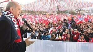 Erdoğan: Şu veya bu sebeple sandığa gitmemek bize değil millete ceza