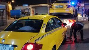 """""""Kısa mesafe"""" pazarlığı yapan taksicilere ceza rekor ceza"""