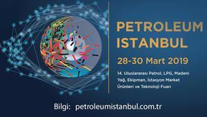 Petroleum Istanbul Fuarı bugün başladı