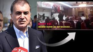 CHP'li adayın şehit eşine tepki göstermesi ile ilgili AK Parti'den sert açıklama