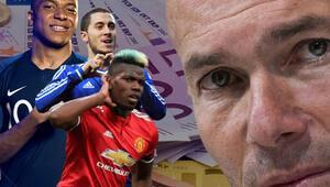 Transfer piyasası alt üst olacak Real Madrid...