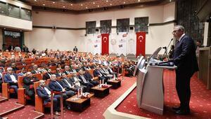 Mansur Yavaş, ATO Toplantısında konuştu