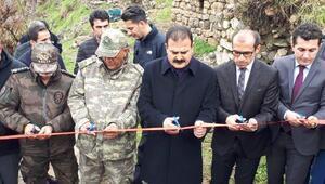 Çukurcada restore edilen 400 yıllık taş değirmen hizmete açıldı