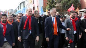 AK Parti Genel Başkanvekili Numan Kurtulmuş: Pazar günü söz de karar da milletin olacaktır