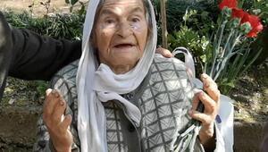 105lik Asiye nineden Erdoğanın yanına gitmek için yol parası teklifi