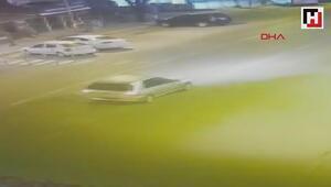 Aracıyla drift atıp kaçan alkollü sürücüye 6 bin TL ceza