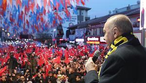 Erdoğan kur, faiz ve enflasyon şer üçgeni dedi ve vurguladı: İzin vermeyeceğiz