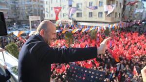 Soylu: PKKya bomba taşıyan adamın belediye meclis üyeliğinde ne işi var