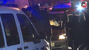 Kadın polis, polis nişanlısını tabancayla vurup, intihar etti