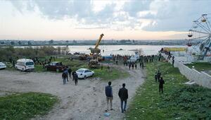 Türkiyeden Iraka dalgıç ekibi gönderildi