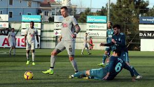 Fenerbahçe 4-0 Eskişehirspor (MAÇ ÖZET)