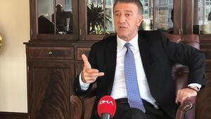 Ahmet Ağaoğlu: Yusufa 20 milyon Euroluk teklif geldi