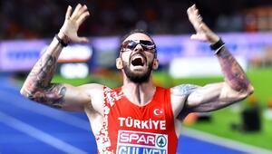 Ramil Guliyev, kariyerini olimpiyat altınıyla taçlandırmak istiyor