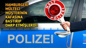 Sarhoş polislere komik ceza