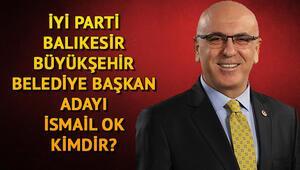 İYİ Parti Balıkesir Büyükşehir Belediye Başkan adayı İsmail Ok kimdir