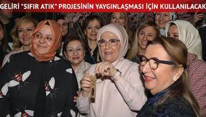 Emine Erdoğan Cemre Çarşısı etkinliğine katıldı
