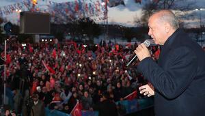 Cumhurbaşkanı Erdoğandan sert mesaj: Mum gibi olacaklar